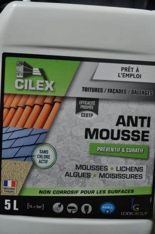 Solution antimousse Prêt à l'emploi 5L