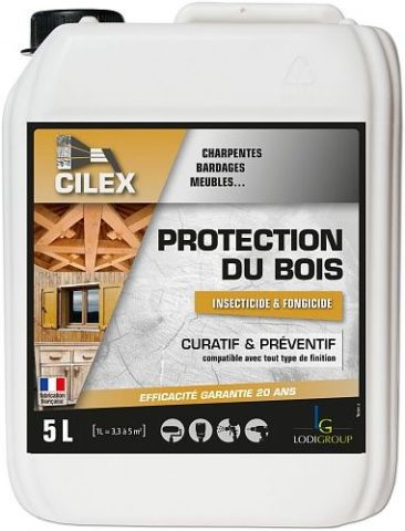 Insecticide protection du bois